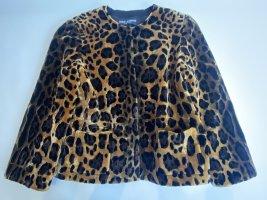Neu Dolce & Gabbana Jacke braun Gr. IT 38 / D 36
