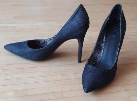 NEU!! - dunkelblaues High Heels von ESPRIT – 12cm Absatz