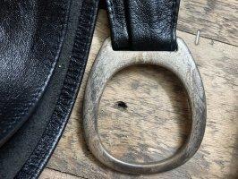 Hip Belt black-silver-colored