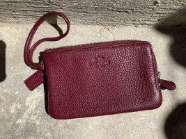 Coach Mobile Phone Case multicolored leather