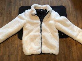 Neu! Fake-Fur Jacke von G-Star, Gr 36