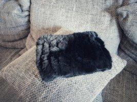 Vintage Cappello di lana nero