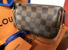 Louis Vuitton Enveloptas brons Gemengd weefsel