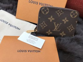 Louis Vuitton Wallet dark brown