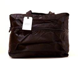 Garment Project Torba podróżna czarny Nylon