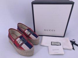 Neu Gucci Espadrilles Große -36,5