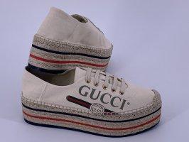 Neu Gucci Espadrilles Große -39