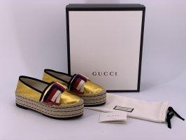 Neu Gucci Espadrilles Große -40