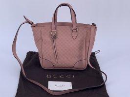 Neu Gucci GG Leder Damen Tasche