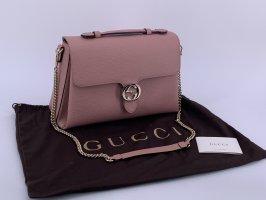 Neu Gucci GG Leder Tasche