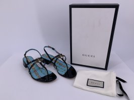 Gucci Dianette Sandals black