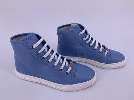Neu Gucci Leder Sneakers Große -37