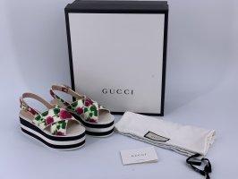 Neu Gucci Sandalen Große -35,5
