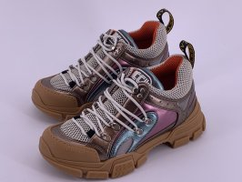 Neu Gucci Sneakers Flashtrek Große -36,5