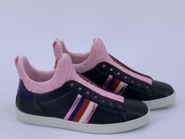 Gucci Wedge Sneaker black-pink