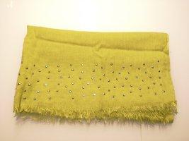 Clockhouse Foulard jaune citron vert-vert clair