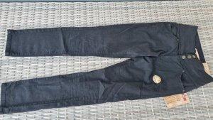 Neu High Waisted Jeans Bauch weg Hose Gr. 38