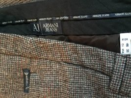 Armani Jeans Peg Top Trousers multicolored