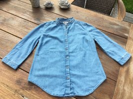 Tommy Hilfiger Bluzka jeansowa niebieski