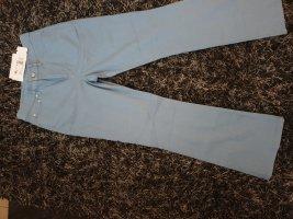 Escada Jeans skinny bleu clair