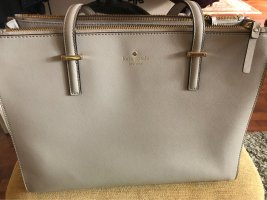 Kate Spade Frame Bag light grey
