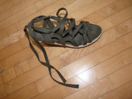 Neu* Keilabsatz-sandaletten