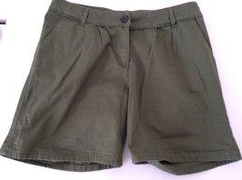 Neu, kurze Hose, Shorts, oliv, khaki, H&M, Gr. 34/XS
