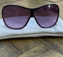 Lacoste Gafas rojo zarzamora-púrpura