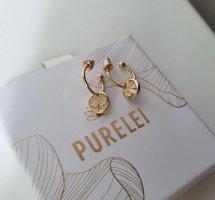 Juwelier Pendientes de oro color oro