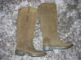 Neu! Leder Stiefel von Fru.it in Braun LP. 299€