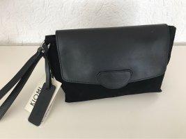 Neu Leder Tasche mit Etikett