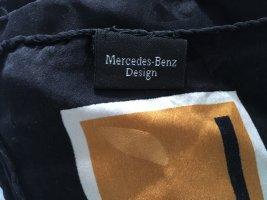 *NEU* Mercedes Benz Design 100% Seidentuch / Seidenschal *Limited Edition* Sammlerstück
