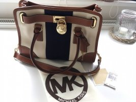 ++NEU++ Michael Kors Hamilton Bag - canvas!
