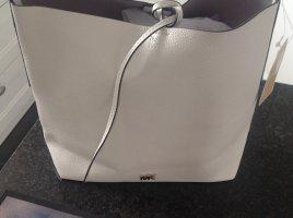 Neu Michael Kors Leder/Tasche/LG Messenger /Weiß/mit Etikett