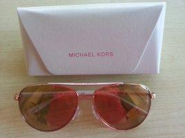 Michael Kors Pilotenbril rosé-wit Metaal