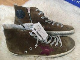NEU mit ETIKETT: GOLDEN GOOSE, GR 43, High Top Francy Sneakers