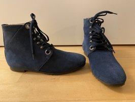 NEU MIT ETIKETT | süße blaue Schuhe