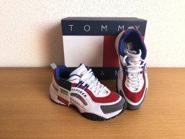 Neu! Nagelneu! Tommy Hilfiger Plateau Sneaker Sport Schuhe Gr.37