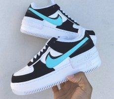 NEU Nike Air Force Shadow Aurora Black Reflective Soldout