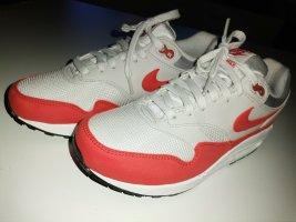NEU Nike Air Max 1 Habanero Red Woman 38,5