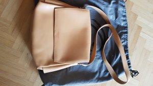 Neu ohne Etikett Tasche von Mandarina Duck  beige