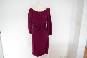 Prada Sheath Dress purple viscose