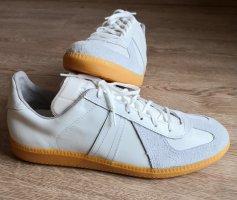 Bundeswehr Hook-and-loop fastener Sneakers natural white