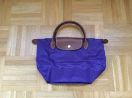 Neu & Original Longchamp Le Pliage Nylon lila