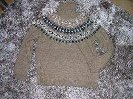 """Neu! Oversize Pullover von Herrlicher """"Lania"""" mit Wolle Gr. M"""