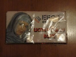 NEU & OVP: Rotes Kopftuch mit Pailletten