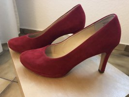 Paul Green Classic Court Shoe multicolored leather