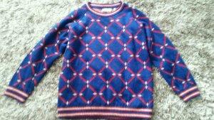 Rich & Royal Maglione lavorato a maglia multicolore