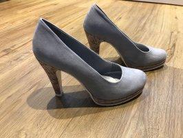Marco Tozzi High Heels light blue