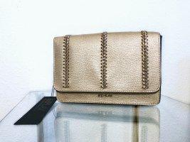 Neu Replay Marke Designer Tasche Handtasche gold Umhängetasche Neu 129€